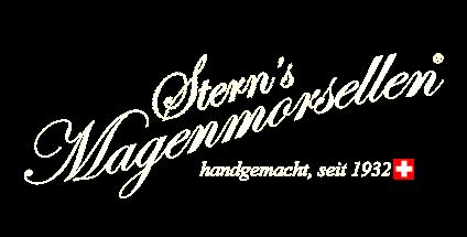 Stern's Magenmorsellen - die traditionelle Basler Zuckerspezialität